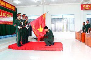 Chú trọng xây dựng đội ngũ sĩ quan dự bị