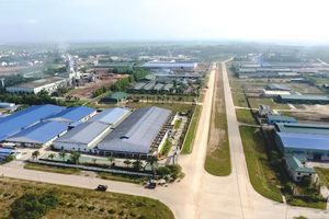 Điều chỉnh cục bộ quy hoạch chung xây dựng Khu kinh tế Đông Nam Nghệ An