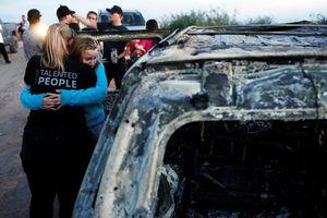 9 người trong một gia đình Mỹ bị bắn chết: 'Miếng mồi' trong cuộc chiến băng đảng ở Mexico