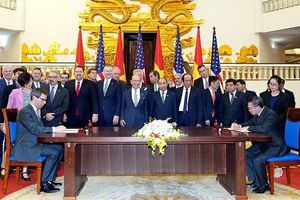 AES ký kết Biên bản ghi nhớ triển khai Nhà máy điện khí 2,2GW Sơn Mỹ 2 tại Việt Nam