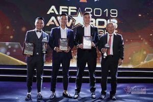 AFF Awards 2019: HLV Park Hang Seo, Quang Hải xuất sắc nhất