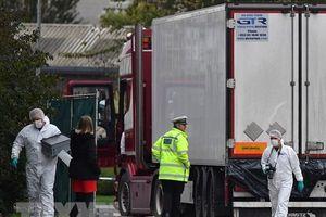 Bộ Công an công bố danh tính 39 nạn nhân thiệt mạng tại Anh