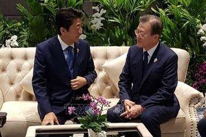 Nhật - Hàn ấn định thời điểm vòng đàm phán thứ hai tháo gỡ căng thẳng thương mại