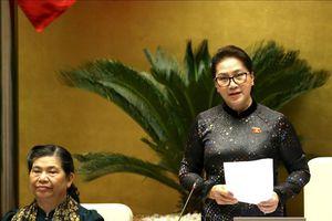 Kỳ họp thứ 8, Quốc hội khóa XIV: Cam kết khắc phục để tạo ra sự chuyển biến tích cực