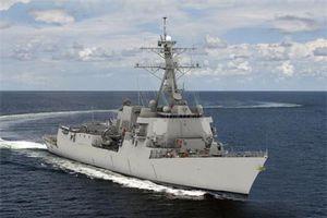 Mỹ đóng mới phiên bản nâng cấp cực mạnh của khu trục hạm Arleigh Burke