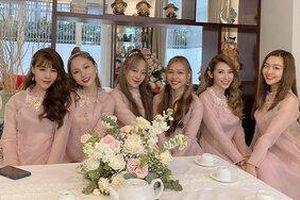 Vừa comeback, LipB cùng Khổng Tú Quỳnh - Lan Nhi làm phụ dâu xinh đẹp cho Đông Nhi
