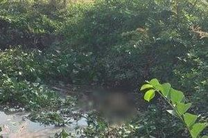Đã tìm thấy thi thể người mẹ ôm con nhỏ để lại thư tuyệt mệnh nhảy xuống sông tự tử