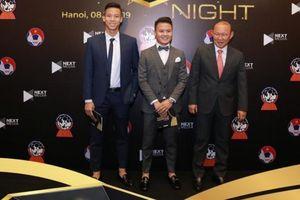 ĐTVN, HLV Park và Quang Hải giành giải hay nhất ĐNÁ 2019
