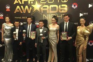 Việt Nam thắng lớn tại AFF Awards 2019