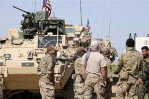 Lính Mỹ hoang mang tại mỏ dầu Syria