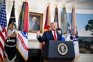 Ông Trump che giấu cảm xúc khi bị điều tra luận tội?