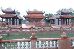 Hội thảo về Dương Thanh - người anh hùng xứ Nghệ