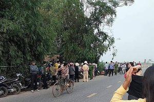 Phú Thọ: Con trai bắn 4 phát súng sát hại bố, giấu xác trong bụi cây