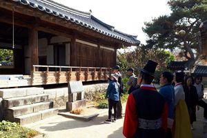Du khách Việt có thêm cung đường trải nghiệm tới thành phố di sản Hàn Quốc