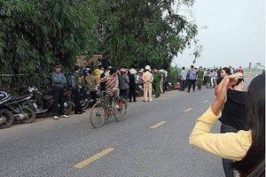 Con trai nổ súng giết bố đẻ rồi giấu xác trong bụi cây ở Phú Thọ