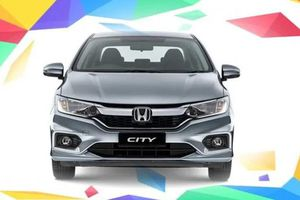 Honda ra mắt phiên bản giá rẻ City 1.5S CVT