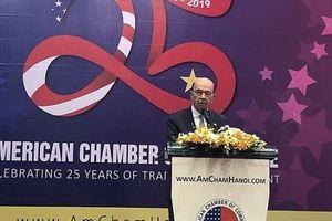Thương mại và đầu tư là nền tảng của mối quan hệ Việt Nam - Hoa Kỳ