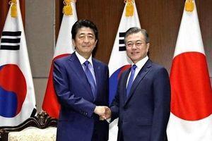 Nhật - Hàn nhất trí đàm phán