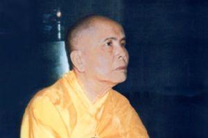 Trưởng lão Hòa thượng Thích Trí Quang viên tịch