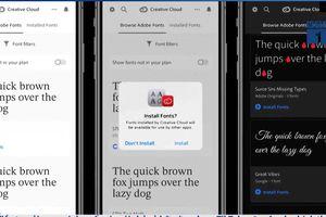 Trải nghiệm iPhone với hàng nghìn phông chữ mới