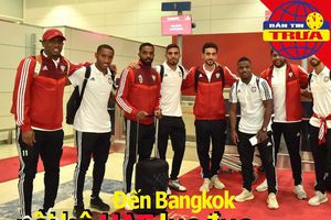 Nội bộ UAE lục đục ở Bangkok; Suphanat giải cứu U-19 Thái Lan