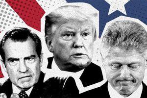 Điều tra luận tội Tổng thống Trump: Lịch sử có lặp lại?