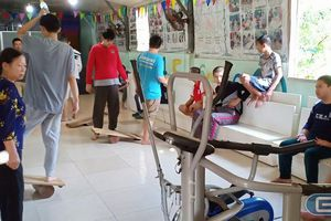 Đình chỉ hoạt động cơ sở 2 trung tâm Phúc Tuệ, hàng chục trẻ khuyết tật bơ vơ