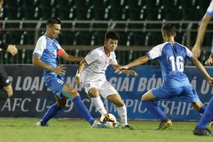 Cầm hòa Nhật Bản, U19 Việt Nam lọt vào VCK U20 châu Á 2020
