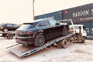 Tận mục Porsche Cayenne Coupe 2020 giá từ 4,9 tỷ đồng 'cập bến' Việt Nam