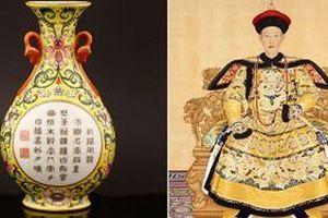 Mua bình hoa giá 30.000, không ngờ lại là cổ vật của Hoàng đế Càn Long trị giá hơn 2 tỷ