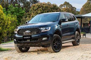 Ford Everest 2020 có thêm phiên bản Sport, chờ ngày về Việt Nam