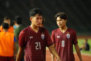 U19 Thái Lan nhìn các đội bóng khu vực vào VCK châu Á
