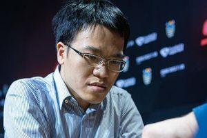 Quang Liêm xếp hạng tư tại 'Siêu giải đấu' cờ vua ở Romania