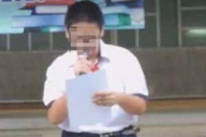 Yêu cầu báo cáo vụ kỷ luật nam sinh xúc phạm BTS