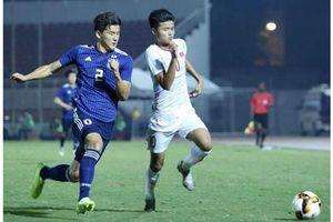 Đội U19 Việt Nam vào vòng chung kết Giải bóng đá U19 châu Á năm 2020