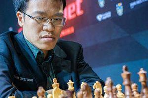 Lê Quang Liêm đánh bại dàn cao thủ ở Grand Chess Tour