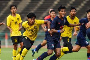 HLV U19 Thái Lan nói gì sau khi bị mất vé dự giải U19 châu Á?