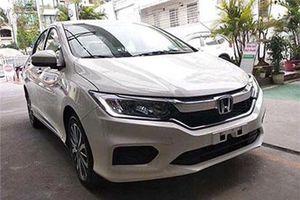 Honda City phiên bản mới giá 370 triệu khiến Hyundai Accent, Toyota Vios 'suy sụp'