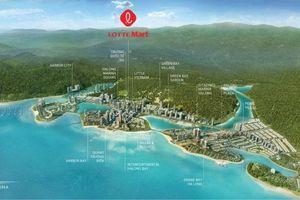 BIM Land bắt tay Lotte Mart đầu tư trung tâm thương mại 32 triệu USD tại Hạ Long