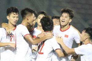 Việt Nam lấy vé dự Vòng chung kết U19 châu Á 2020