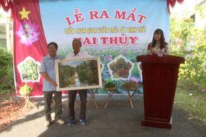 Châu Thành: Ra mắt điểm du lịch Hai Thủy