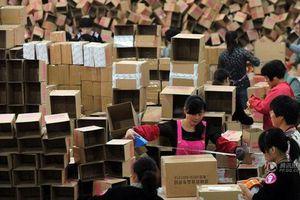 Ngày độc thân, Alibaba thu 12 tỷ USD trong giờ đầu tiên