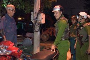 Phối hợp tuần tra nơi cửa ngõ Tây Bắc Đà Nẵng