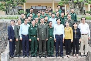 Bộ Công an hỗ trợ xây nhà tình nghĩa cho 1.200 hộ nghèo huyện Mường Nhé