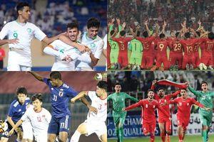 U19 Việt Nam và những đội bóng giành vé dự VCK U19 châu Á 2020