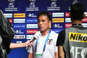 HLV U19 Nhật Bản: 'HLV U19 Việt Nam quá đẳng cấp'
