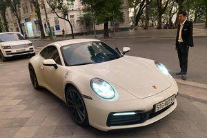 Cường Đô la lái Porsche 911 mới 'phượt' xuyên Việt