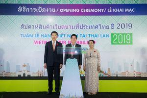 Tuần lễ hàng Việt Nam tại Thái Lan: Những kết quả tích cực