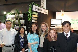 Hàng organic Việt Nam tham gia Hội chợ Go Green Expo tại Wellington, New Zealand