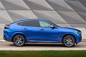 Chi tiết BMW X6 M50i 2020: Công suất 530 mã lực, giá hơn 2,5 tỷ